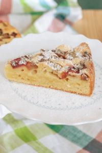 Rhabarberkuchen Glutenfrei