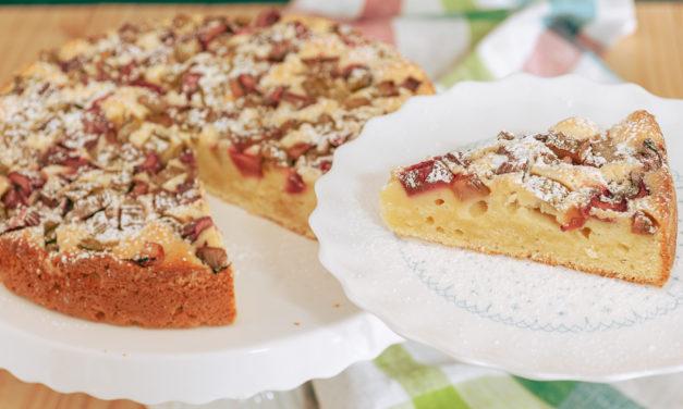 Rhabarberkuchen (glutenfrei)