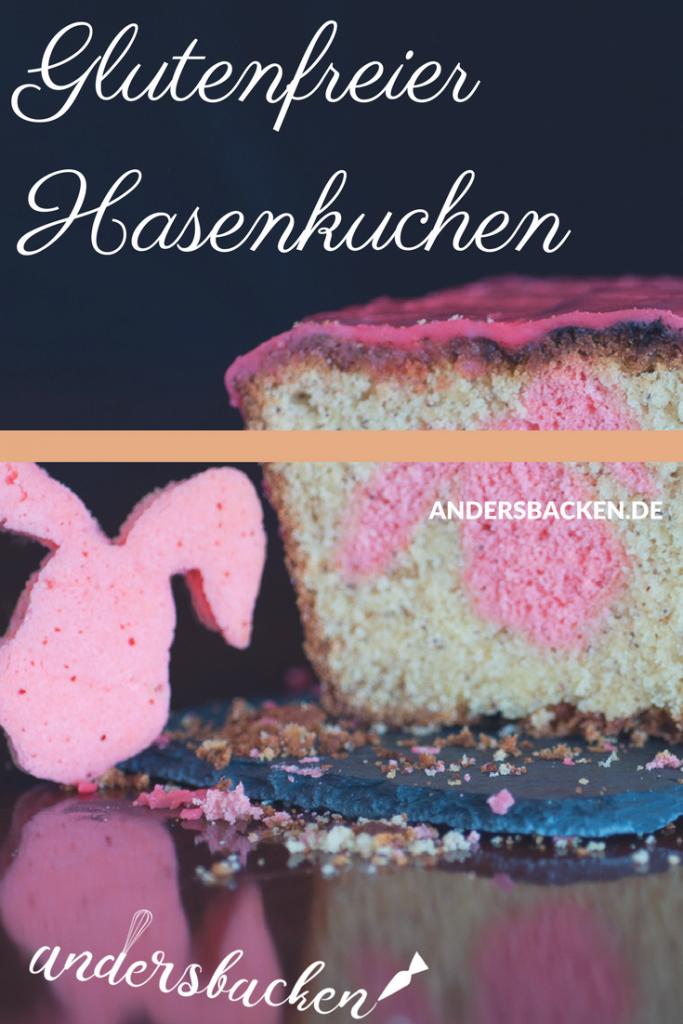 glutenfreier Hasenkuchen