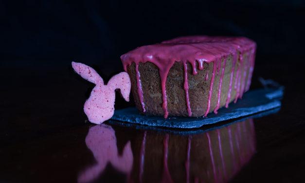 Hase im Kuchen