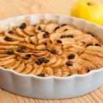 Apfel Pfannkuchen Tarte 1 von 3