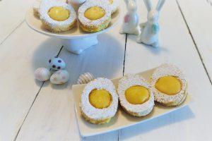 glutenfreie Osterplätzchen 1