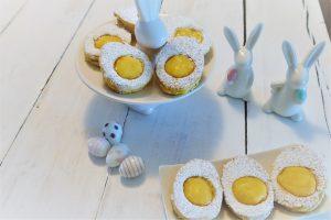 glutenfreie Osterplätzchen 3