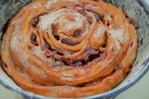 Dinkel-Zwetschgenkuchen