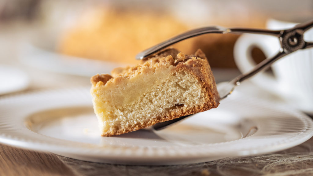 Dinkel Streuselkuchen Rezept
