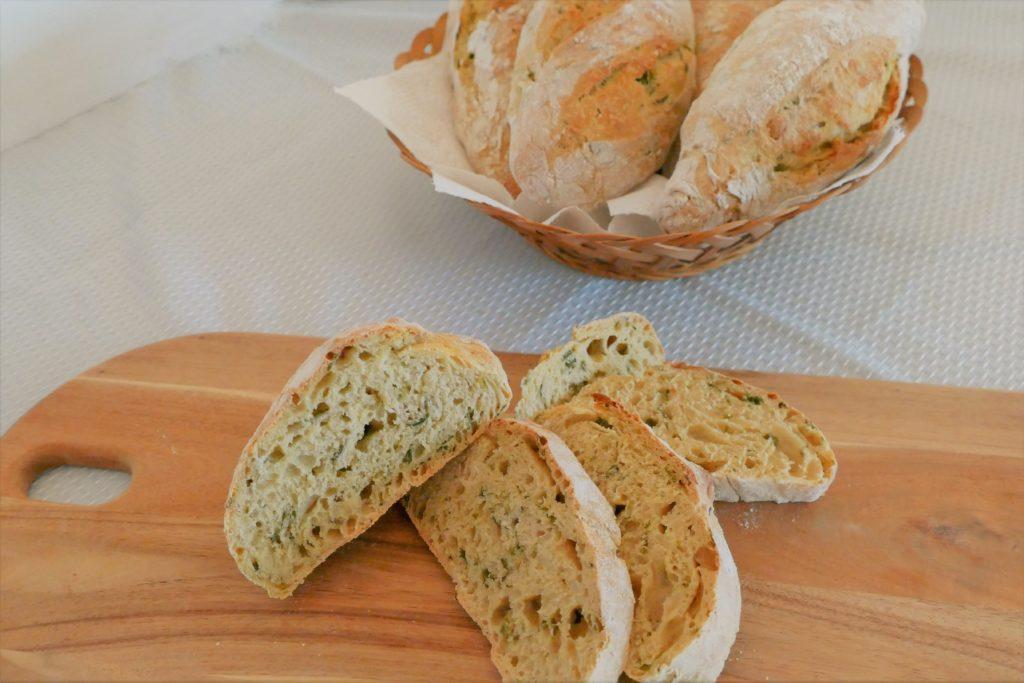Bärlauch Brot Rezept