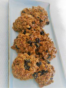 vegane und glutenfreie Cookies