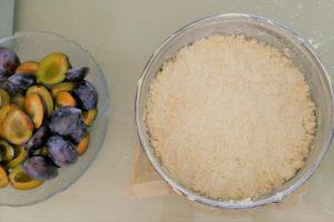 weizenfreies Streuselkuchen Rezept