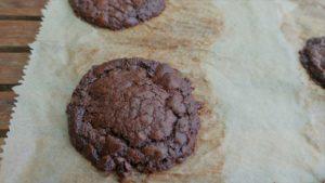 vegane Schokoladen Cookies