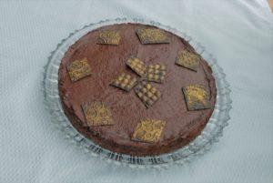 zuckerfreier schokoladenkuchen backen