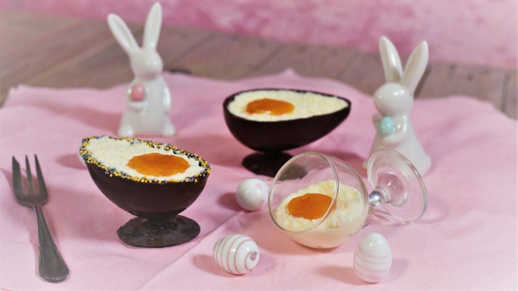 schnelles Dessert zu Ostern