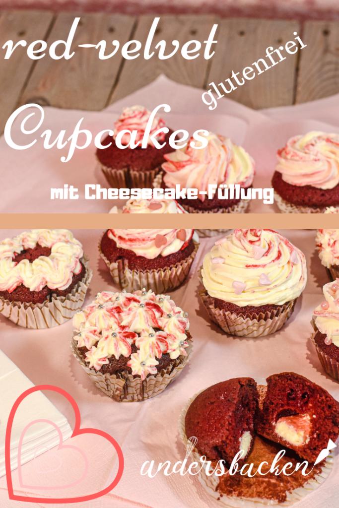 glutenfrei und lecker Cupcakes