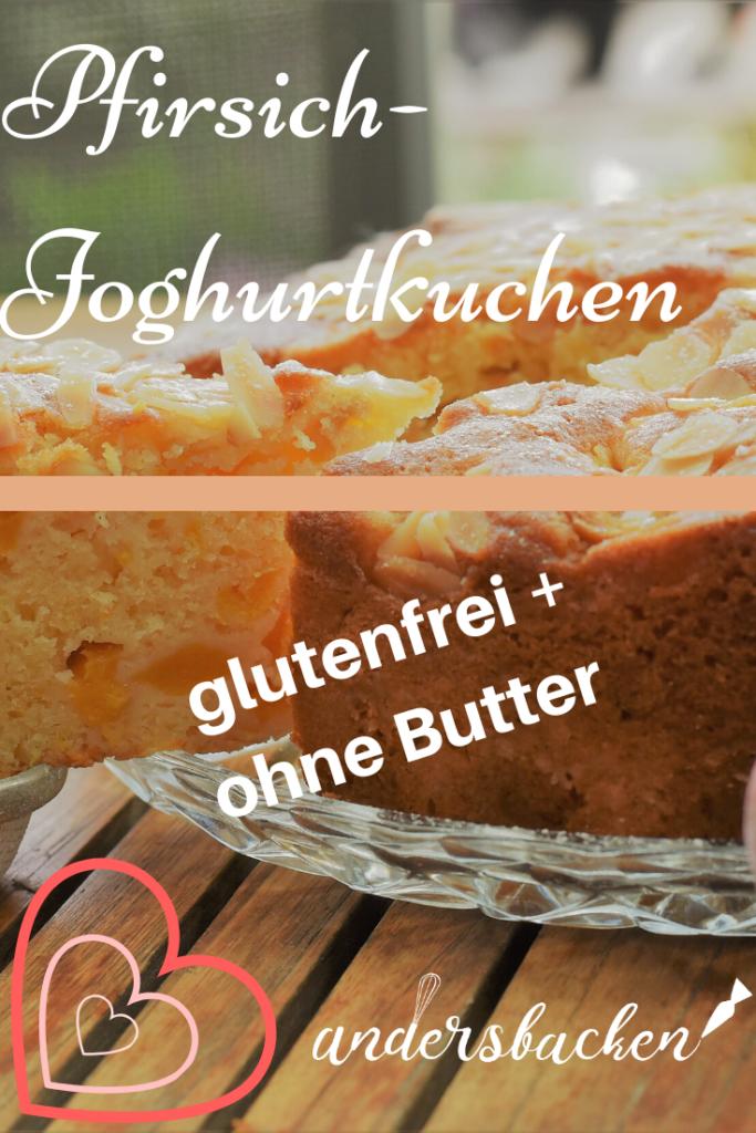 glutenfreie Joghurtkuchen