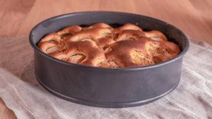 Rezept für glutenfreier Apfelkuchen