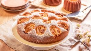 einfacher Kuchen glutenfrei
