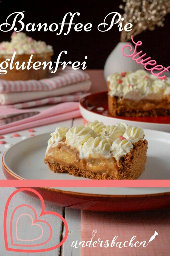 Banoffee Pie Rezept glutenfrei