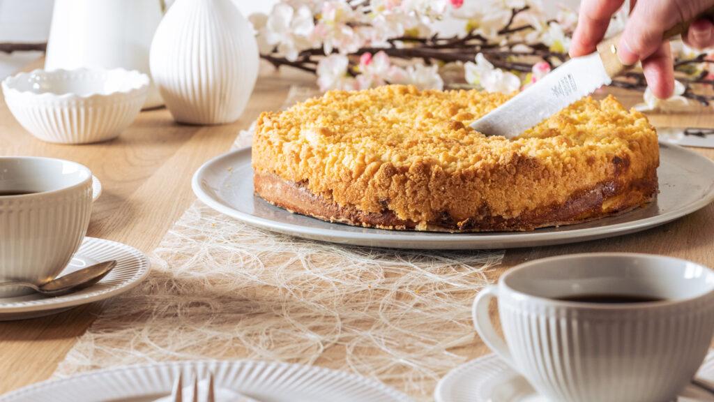 Streuselkuchen Pfirsich 1