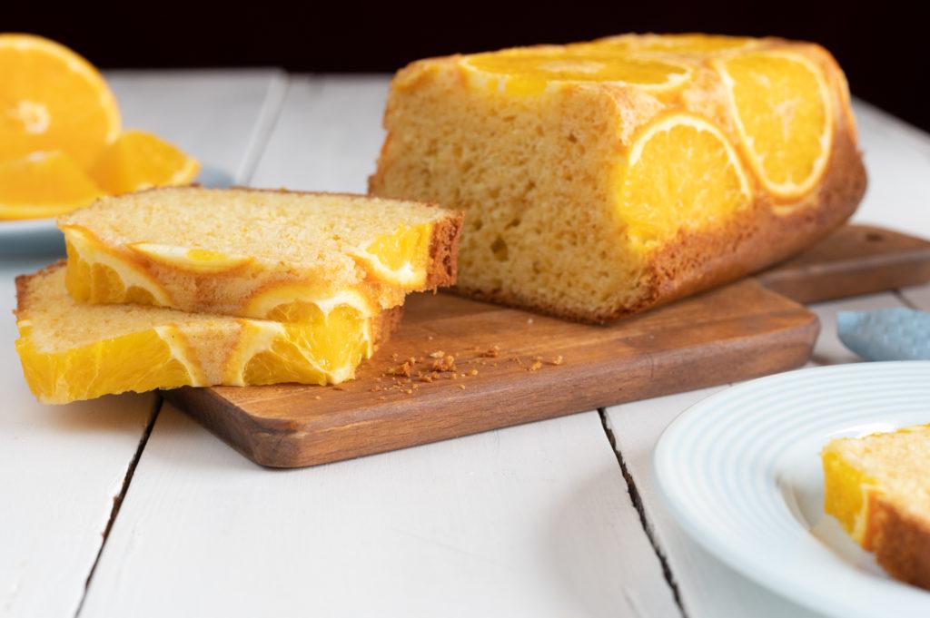 Orangenkuchen Rezept laktosefrei