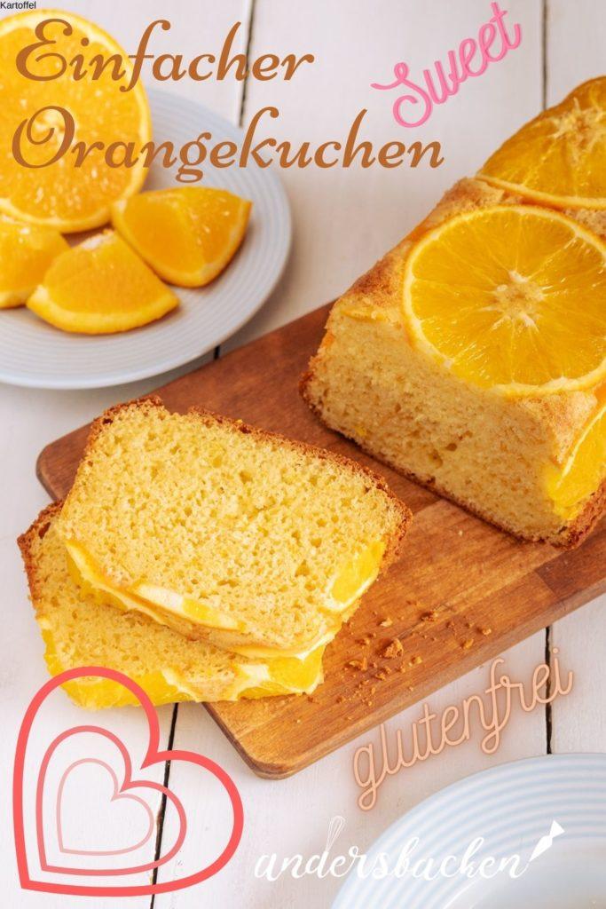 Glutenfreier und lakotsefreier Rührkuchen