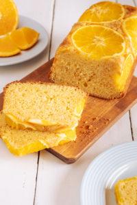 Orangenkuchen glutenfrei und lakotsefrei