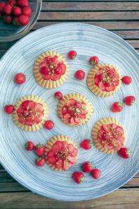Pin Erdbeer Toertchen 4