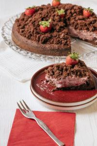 Pin Erdbeer Maulwurfkuchen 4