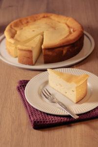 glutenfreier Käsekuchen