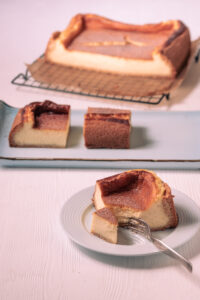 glutenfreier Rahmkuchen